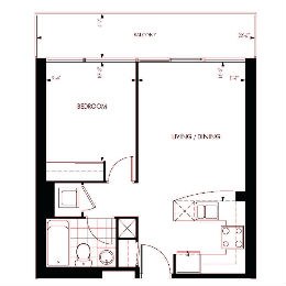 Floor Plans for 18 Yorkville Condos; 18 Yorkville Ave